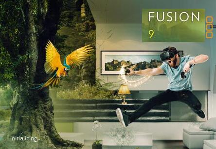 实景合成 ---- 达芬奇 Fusion