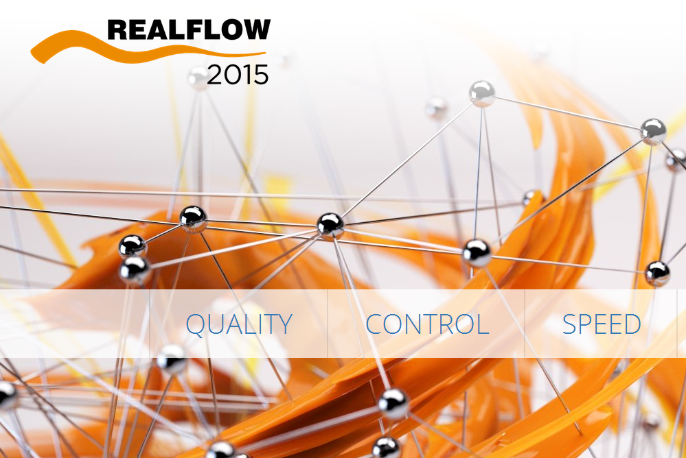 Ccly - Realflow 2015 基础教程