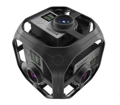 手动缝合 Gear 360 视频