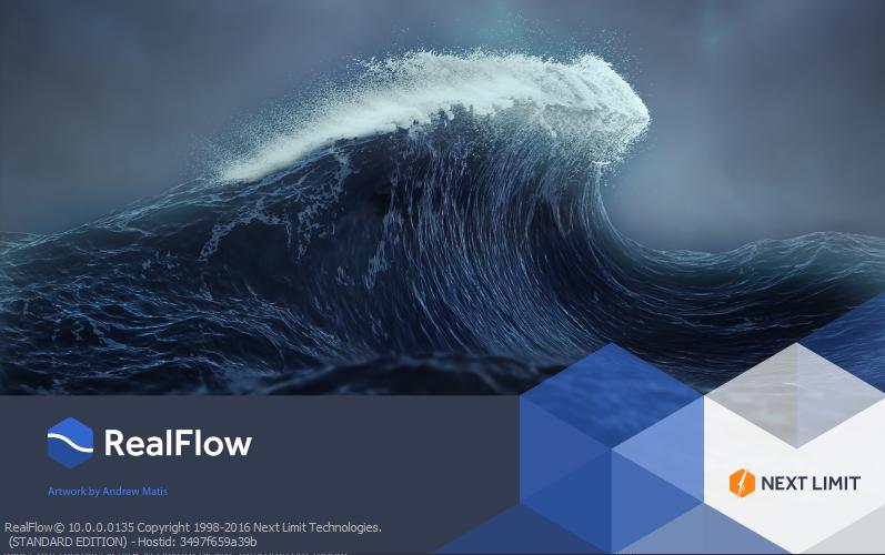 realflow----wetmap
