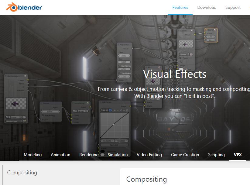 从图层到节点-----Blender 合成流程