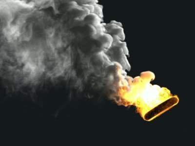Blender ---- 烟火流程