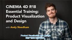 C4DR18商业产品设计渲染C4D教程