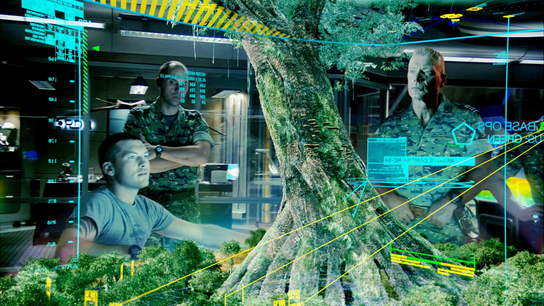《AE与3D软件结合制作阿凡达全息交互效果制作教程》